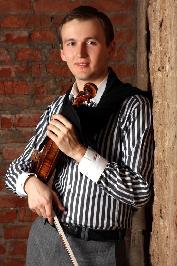 Nikita Boriso-Glebsky Nikita Borisoglebsky Violin soloist BolshoiMoscowcom