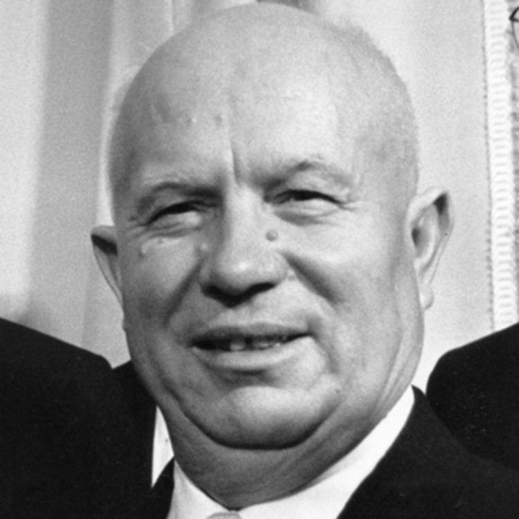 Nikita Khrushchev Disneyland