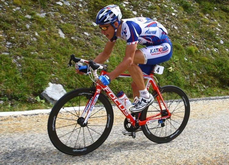 Nikita Novikov Ciclismo Nikita Novikov squalificato per doping OA