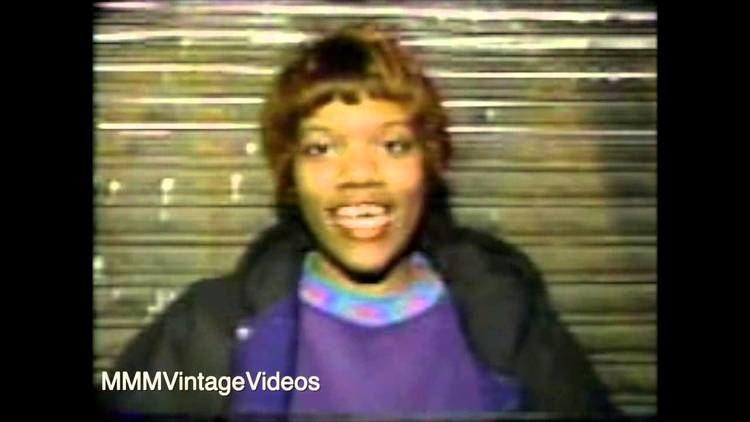 Nikki D Nikki D interview Def Jams 1st Female Artist YouTube