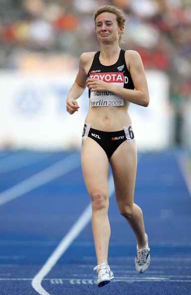 Nikki Hamblin Nikki Hamblin Photos 12th IAAF World Athletics