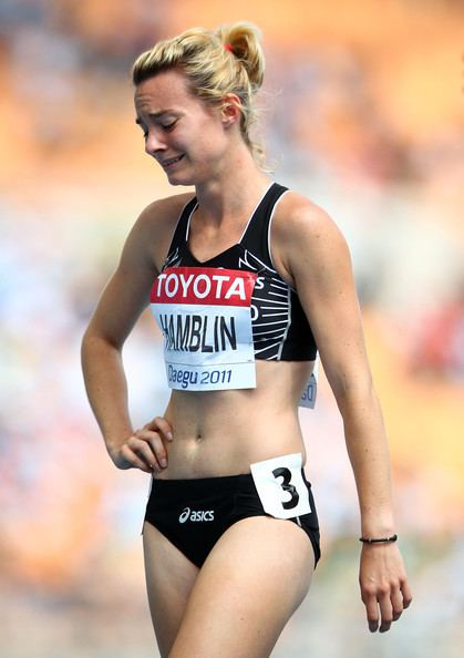 Nikki Hamblin Nikki Hamblin Photos 13th IAAF World Athletics