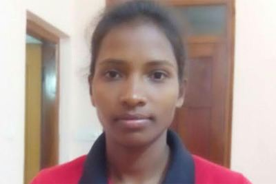 Nikki Pradhan Nikki Pradhan first woman hockey player from Jharkhand at Olympics
