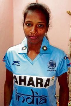 Nikki Pradhan Tribal girl first from state to make cut for Olympics hockey team