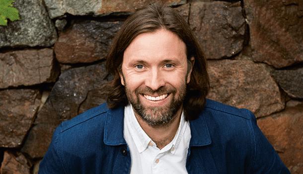 Niklas Ekstedt Niklas Ekstedt odlar till kket Grannliv