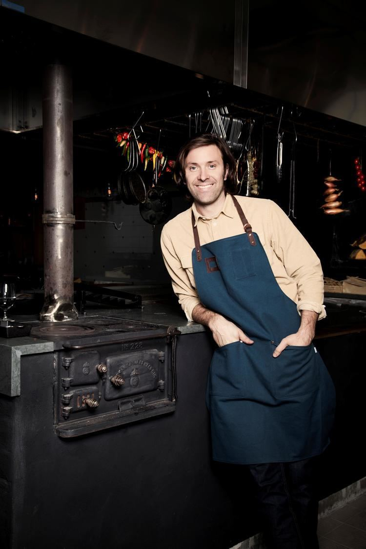 Niklas Ekstedt Chef snapshot Niklas Ekstedt Spoonhq Food PR