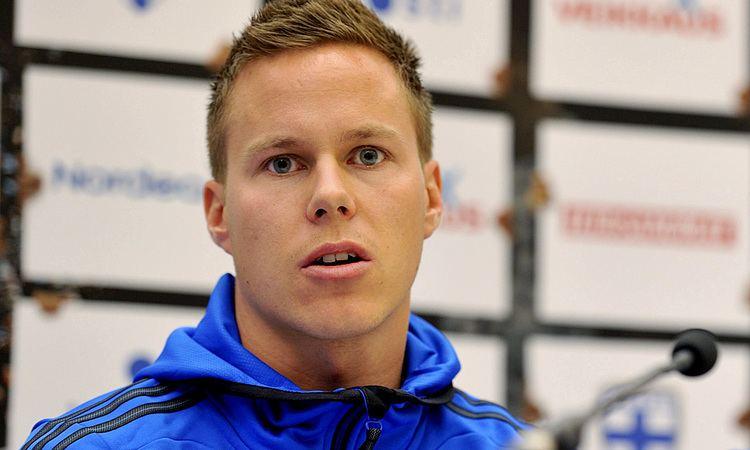Niklas Moisander Everton to bid 3m for Finland Captain Niklas Moisander