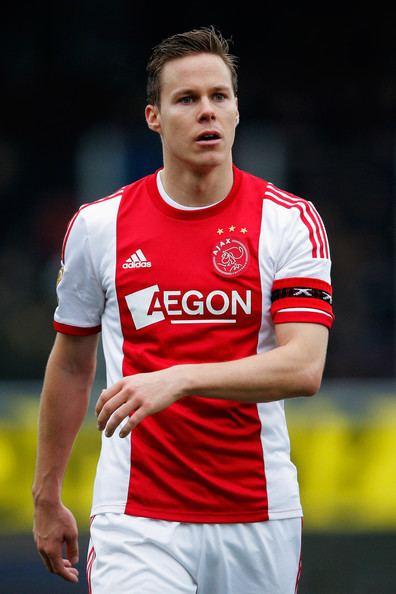Niklas Moisander Niklas Moisander Pictures SC Cambuur v Ajax Amsterdam
