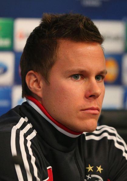 Niklas Moisander Niklas Moisander Photos Ajax Amsterdam Training and