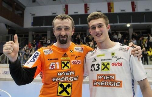 Nikola Bilyk Nikola Bilyk Fivers WAT Margareten Handballclub