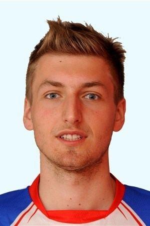Nikola Jovović Player Nikola Jovovic FIVB Volleyball World League 2015