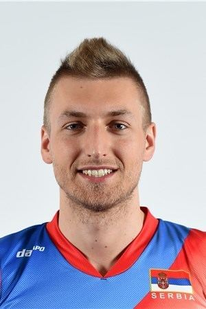 Nikola Jovović Player Nikola Jovovic FIVB Volleyball World League 2016