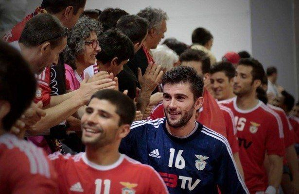 Nikola Mitrevski VIDEO FC Porto Benfica 02 Handball Planet