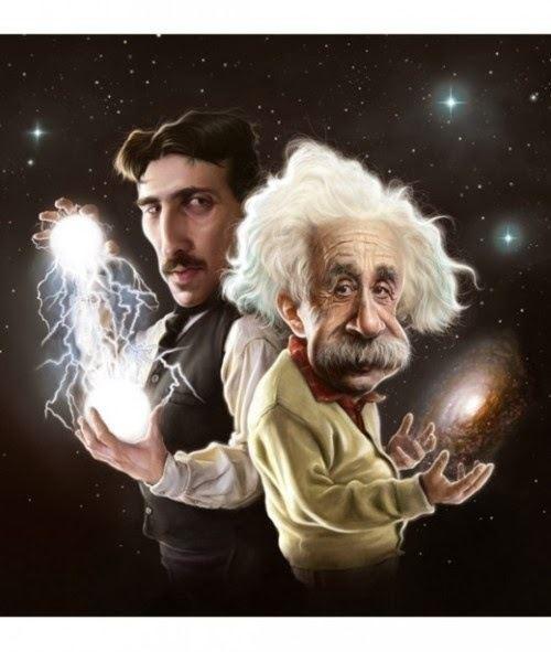 Nikola Tesla Inventing the Future Tesla Einstein the Ether and the Birth of