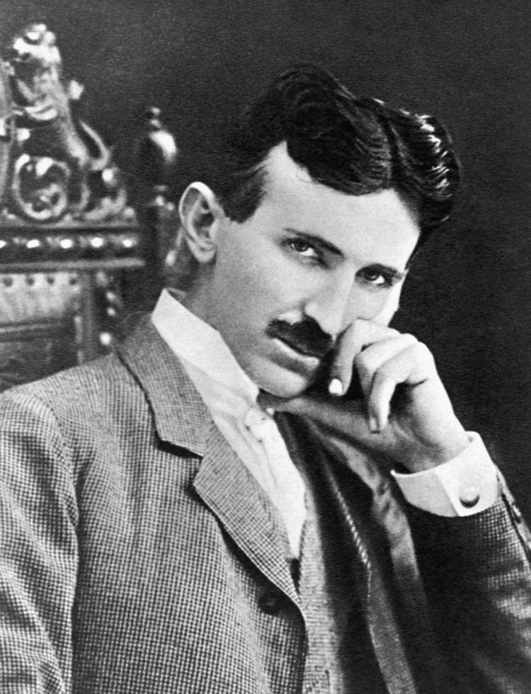 Nikola Tesla Nikola Tesla Wikipedia the free encyclopedia