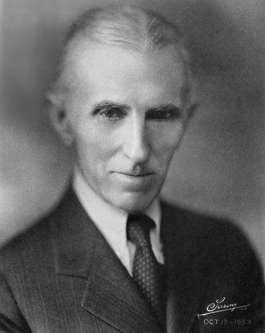 Nikola Tesla Tesla Biography
