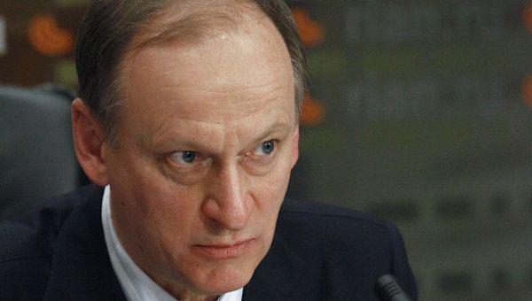 Nikolai Patrushev Cold War II Interview with Nikolay Patrushev Secretary