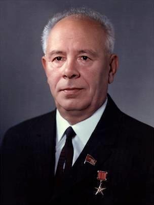Nikolai Podgorny Nikolai Viktorovich Podgorny 1903 1983 Find A Grave Memorial
