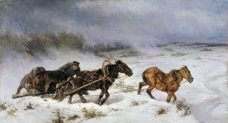 Nikolai Sverchkov The Glory of Russian Painting Nikolai Sverchkov