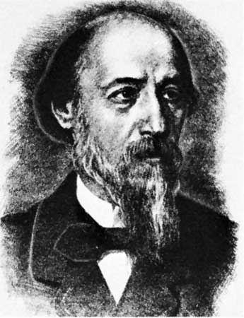 Nikolay Nekrasov Nikolay Alekseyevich Nekrasov Russian poet Britannicacom