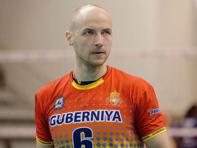 Nikolay Pavlov (volleyball) Nikolay Pavlov volleyball Wikipedia
