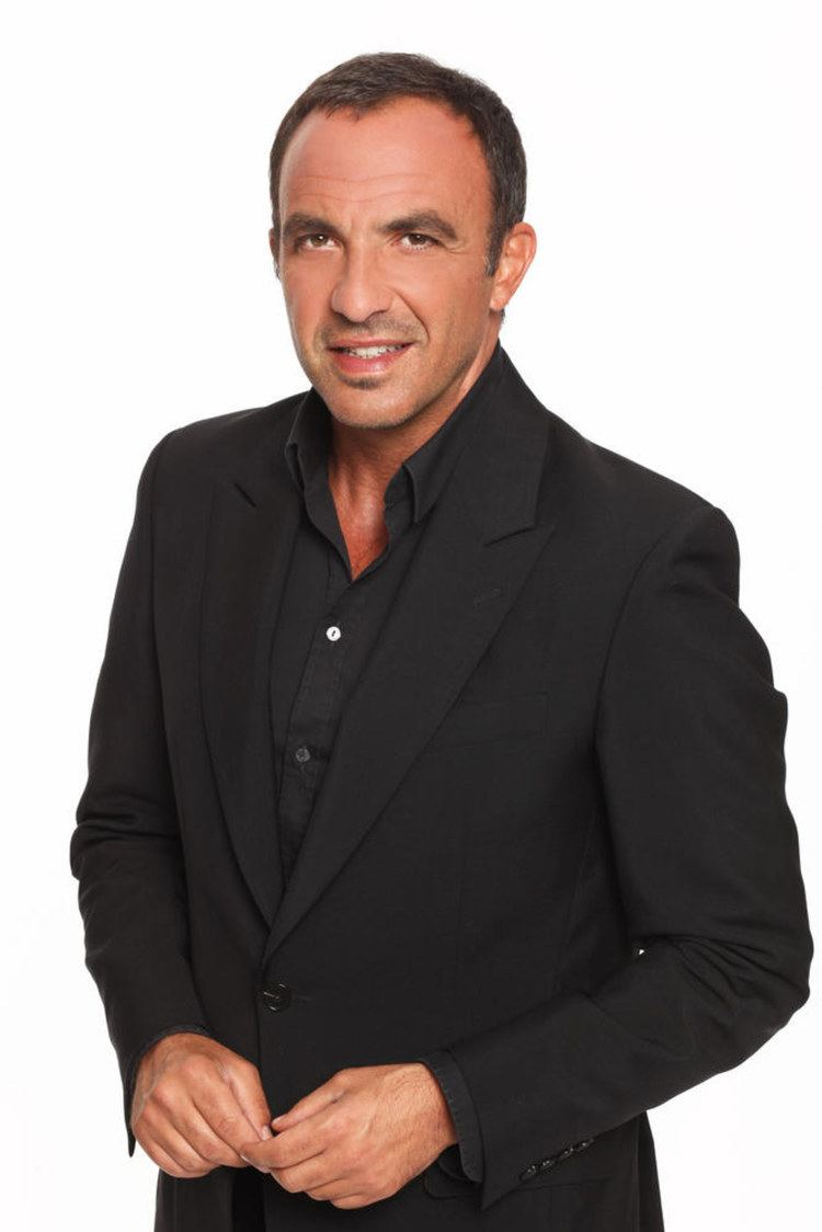 Nikos Aliagas Nikos Aliagas Il animera The Voice