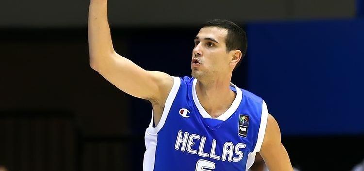 Nikos Zisis 2014 FIBA Basketball World Cup Nikos ZISIS GRE39s