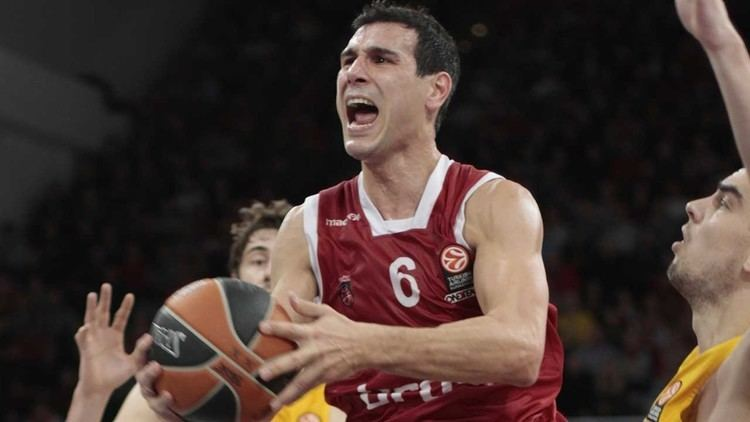 Nikos Zisis Focus on Nikos Zisis Brose Baskets Bamberg YouTube
