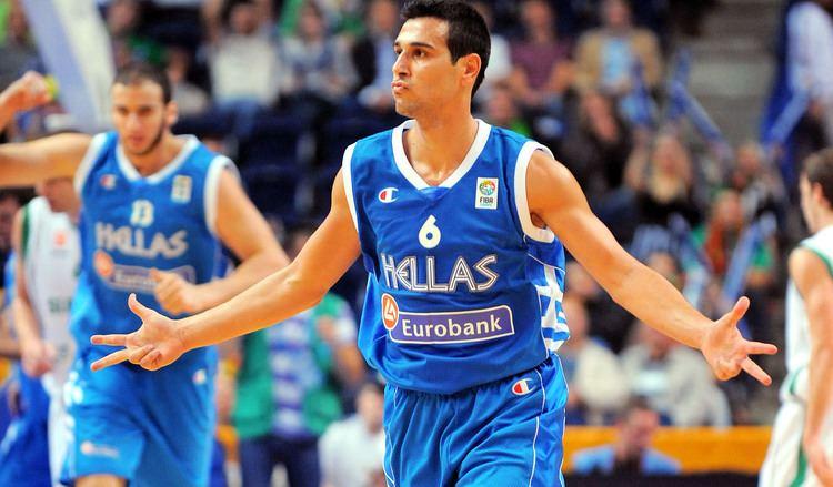 Nikos Zisis Captain Nikos Zisis Retires From National Team AGONAsportcom
