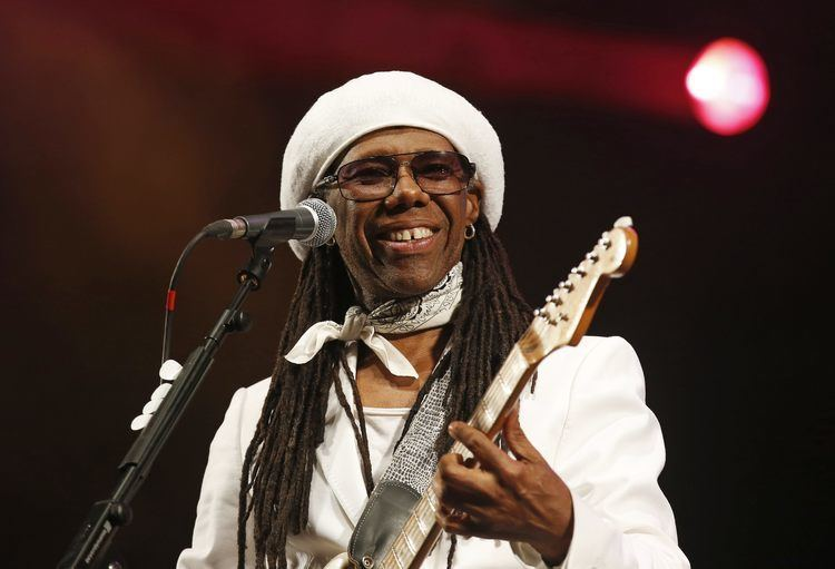 Nile Rodgers Nile Rodgers plays down rumours of secret Daft Punk
