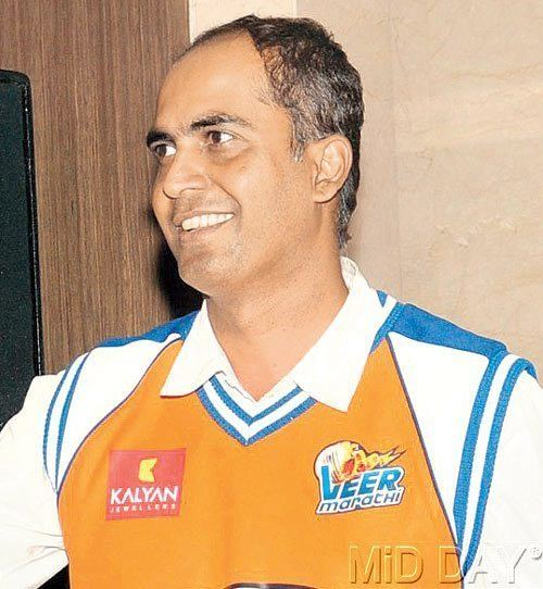 Nilesh Kulkarni (Cricketer)