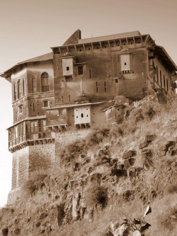 Nimbahera in the past, History of Nimbahera