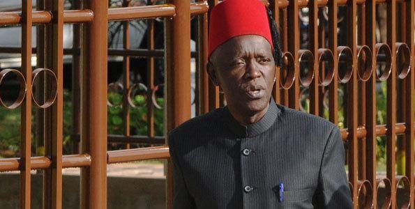 Nimrod Mkono Mkono poisoned in London National The Citizen
