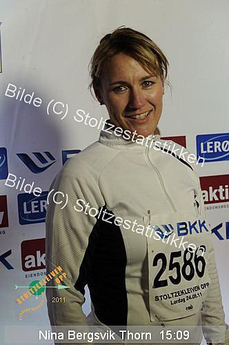 Nina Bergsvik Nina Bergsvik Thorn Stoltzekleiven Opp