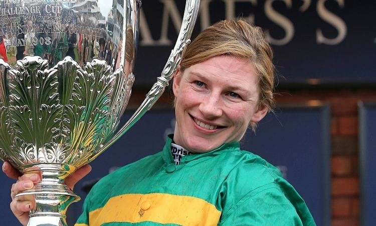 Nina Carberry Grand National 2015 Nina Carberry booked to ride First