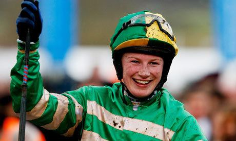 Nina Carberry Can Nina Carberry become the first woman to win the Grand