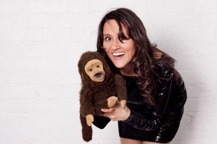 Nina Conti Nina Conti Soho Theatre comedy review Comedy Going