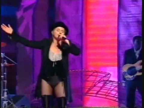 Nina Morato Eurovision 1994 France Nina Morato Je suis un vrai