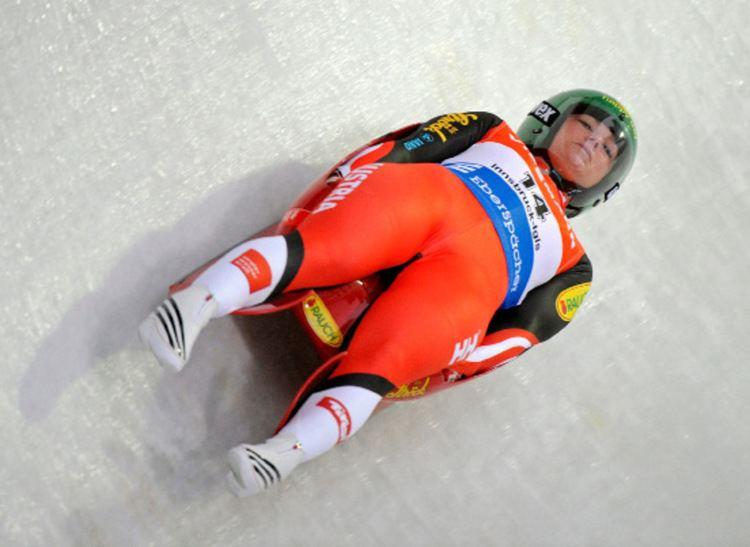 Nina Reithmayer Tiroler RodelAss Nina Reithmayer gibt Karriereende