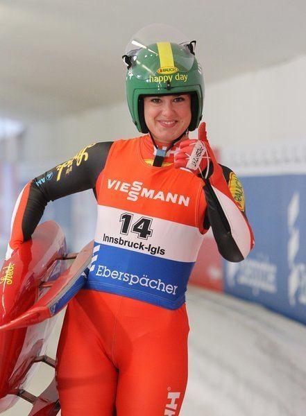 Nina Reithmayer Die Nummer 1 hinter vier deutschen Athletinnen Nina