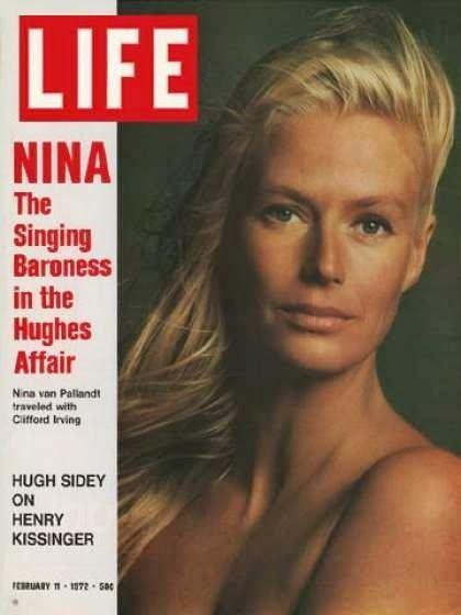 Nina van Pallandt Classic Film and TV Caf Who Is Nina Van Pallandt