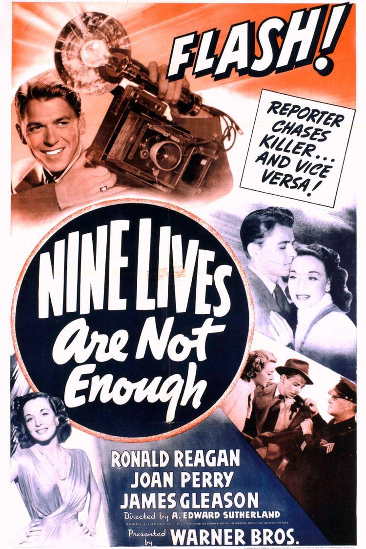 Nine Lives Are Not Enough wwwgstaticcomtvthumbmovieposters11514p11514