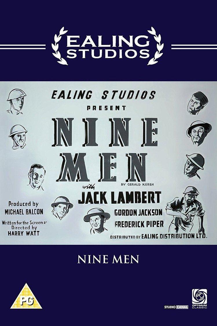 Nine Men (film) wwwgstaticcomtvthumbdvdboxart93549p93549d