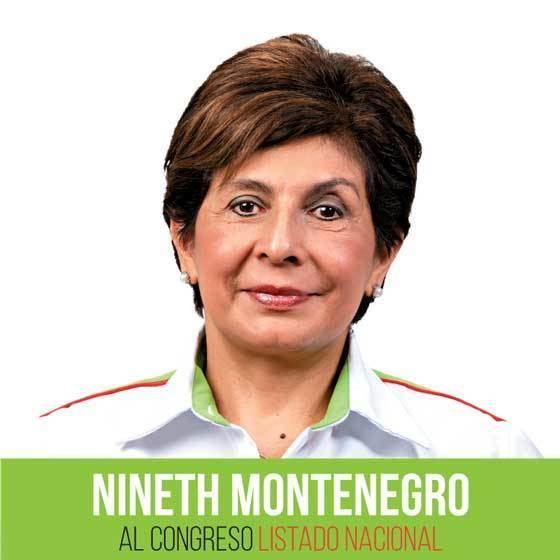 Nineth Montenegro NinethMontenegro Encuentro por Guatemala
