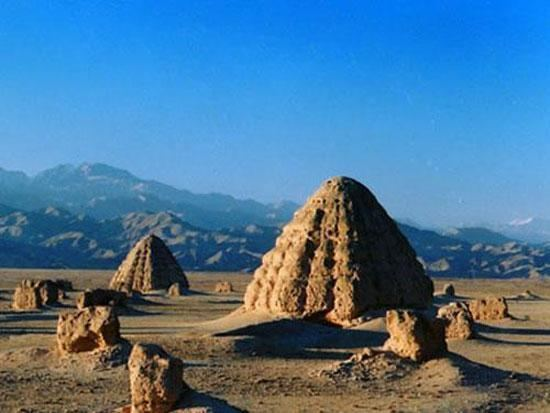 Ningxia in the past, History of Ningxia