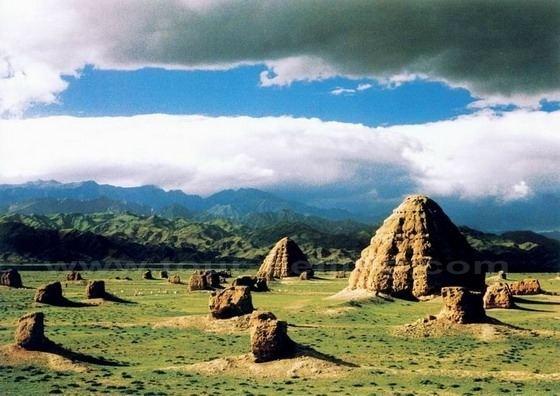 Ningxia Beautiful Landscapes of Ningxia