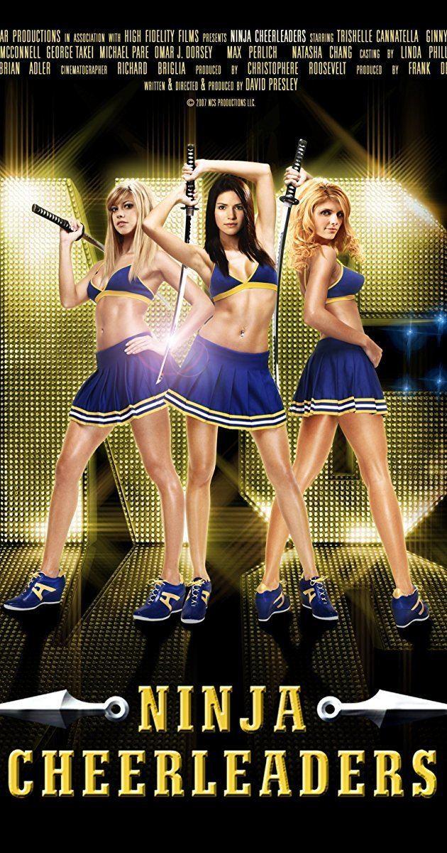 Ninja Cheerleaders Ninja Cheerleaders 2008 IMDb