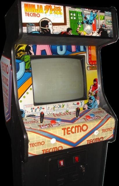 Ninja Gaiden Arcade Game Alchetron The Free Social Encyclopedia