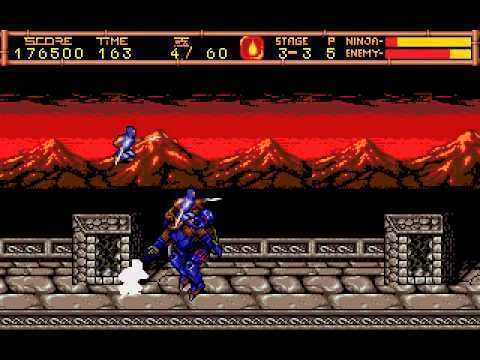 Ninja Gaiden Ii The Dark Sword Of Chaos Alchetron The Free