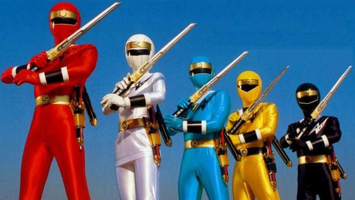 Ninja Sentai Kakuranger Ninja Sentai Kakuranger The Complete Series Shout Factory